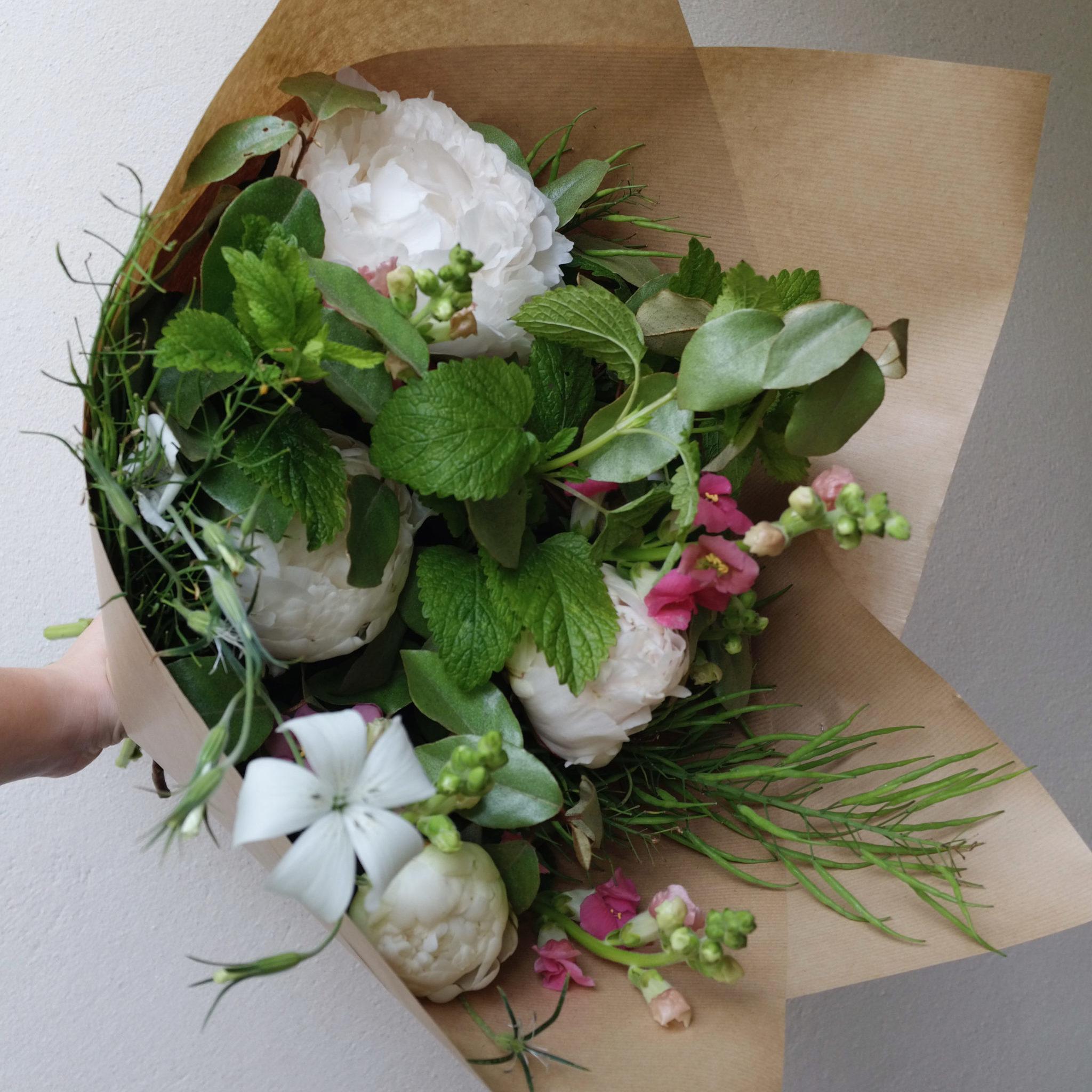 abonnement fleurs bouquet