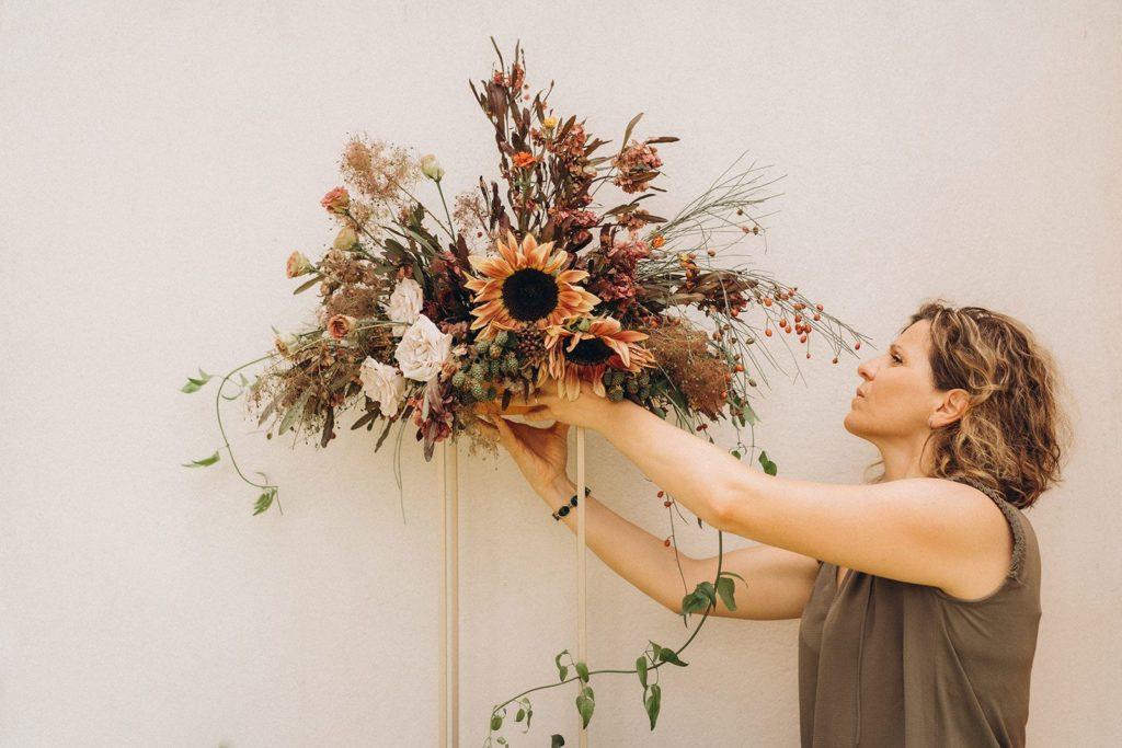 formation reconversion fleuriste mariage ecoresponsable