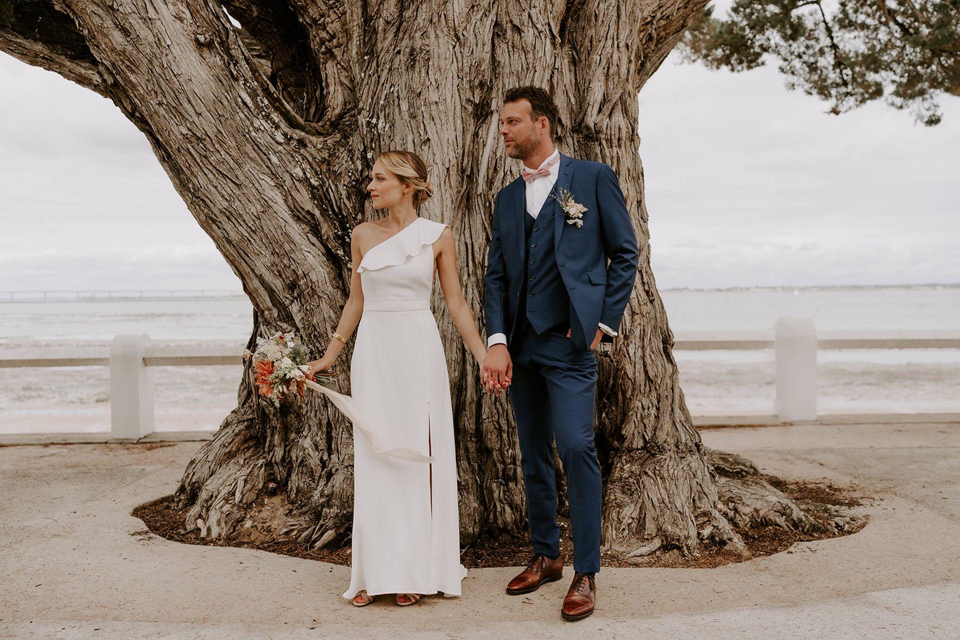 mariage boheme mer