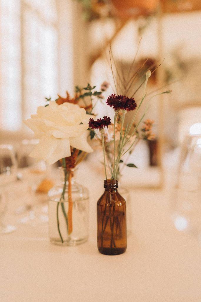 soliflore automne mariage